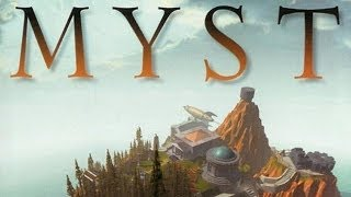 Classic PS1 Game Myst on PS3 in HD 1080p