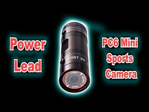 Review: PowerLead Mini F9 Sports Action DV Cam.  Steer clear of this one.