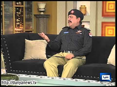 Dunya News - Hasb-e-haal - 16-feb-2014 video