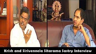 director-krish-and-sirivennela-sitarama-sastry-exclusive-interview-vanitha-tv