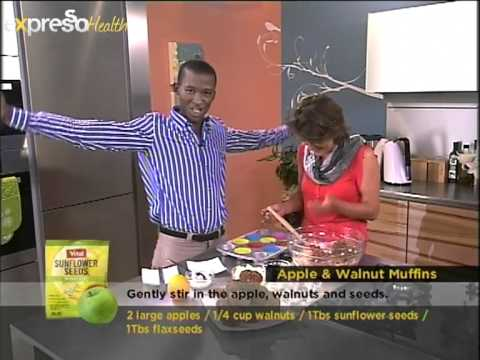 eXpresso Health- Vital Apple and Walnut muffin.mov