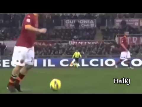Francesco Totti ● The Last Roman Gladiator ● Ultimate Show