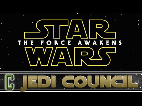 Collider Jedi Council - Final Jedi Council Before The Force Awakens!