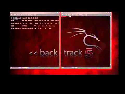 HACKING WEP KEY IS VERY EASY NOW 200% WORKING (SPREAD YOUR KNOWLEDGE)