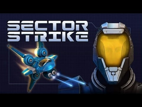 Sector Strike Android Game Review - Arcade Space Shooter