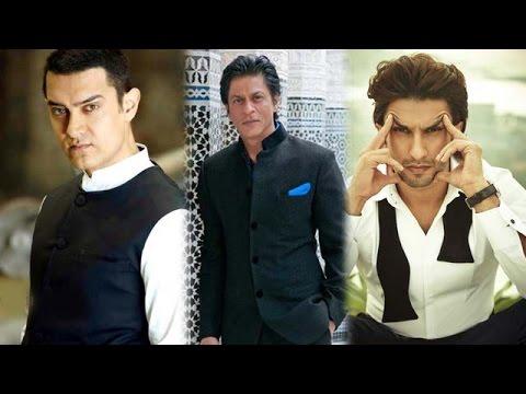 Aamir Khan on releasing Pk trailer with Happy New Year Ranveer...