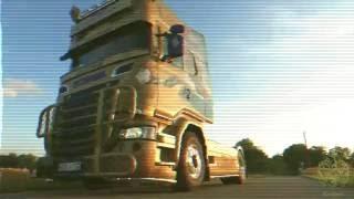 Scania V8 aus dem Hause Kaaserer