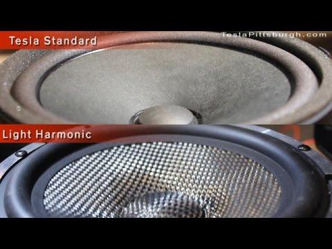 Review: Light Harmonic Speaker Upgrade for Tesla Standard Audio