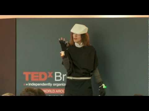 TEDxBRISTOL 2011 - CREATIVITY SESSION - IMOGEN HEAP