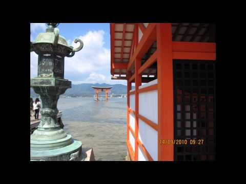 My Japanese Family trip to Hiroshima