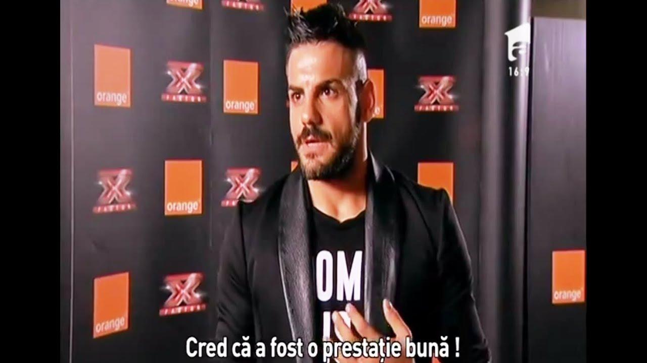 Mirko Oliva, eliminat de la X Factor!