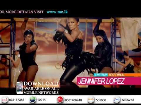 Live It Up - Jenifer Lopez Ft Pitbull Sri Lankan Ringtone Trailer