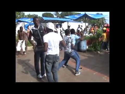 Baile Choque (Perreo Con Toque - La Combinacion)