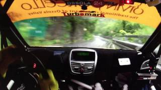 51 Rally Valli Ossolane 2015 - Cameracar Caffoni - Grossi PS Cannobina