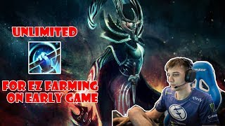 PHANTOM ASSASSIN GAMEPLAY - DO A EZ FARMING, AND EARN MORE GOLD BY ARTEEZY !!!!