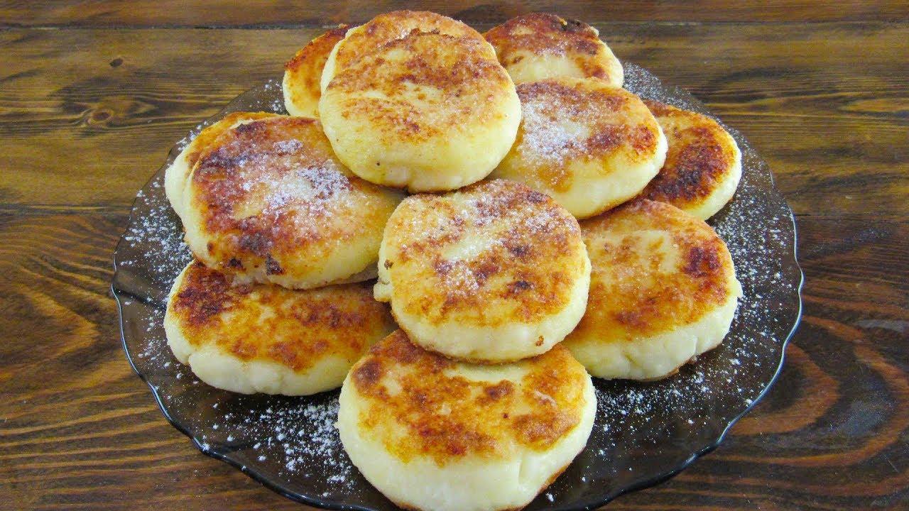 Сырники из творога без муки рецепты пошагово