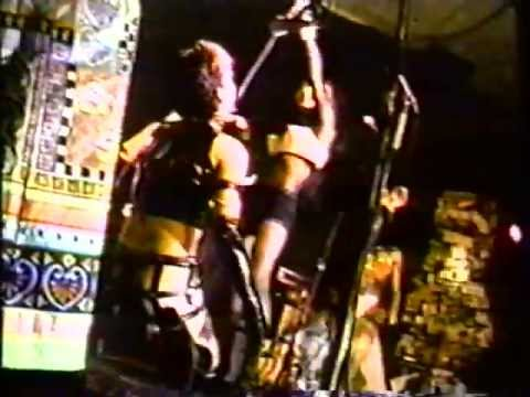 Salon Betty And The Big Hair Sex Circus video