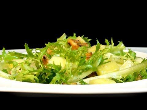 Ensalada de escarola. Recetas de ensaladas