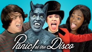 download musica Teens React to Panic At The Disco