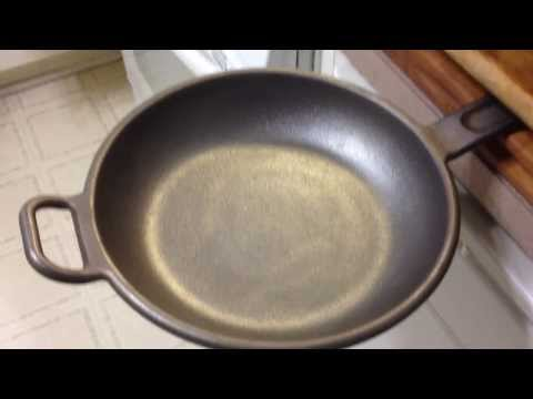 Stripping and Seasoning a Lodge Pre-Seasoned Cast Iron Skillet