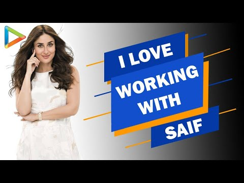 Agent Vinod Is Saif's Dream says Kareena Kapoor - Exclusive Interview