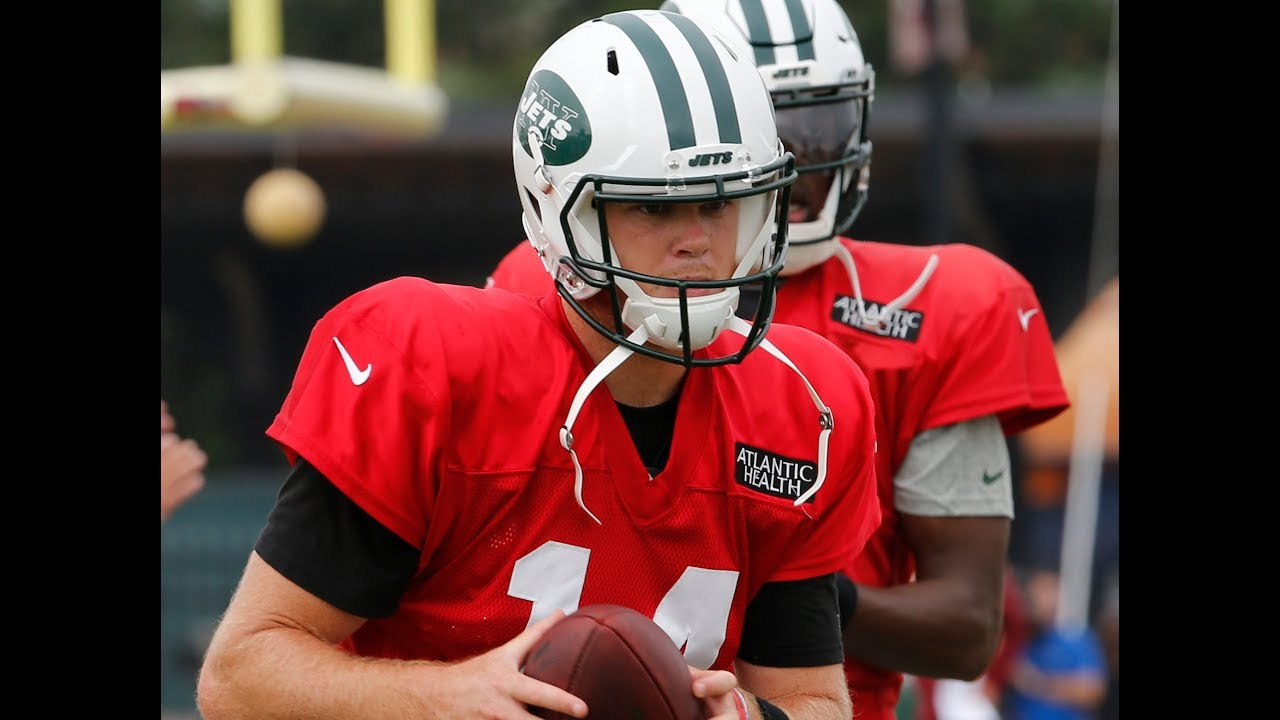 Can Jets' Sam Darnold thrive at Redskins?
