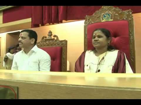 Shakuntala Dharade new PCMC Mayor