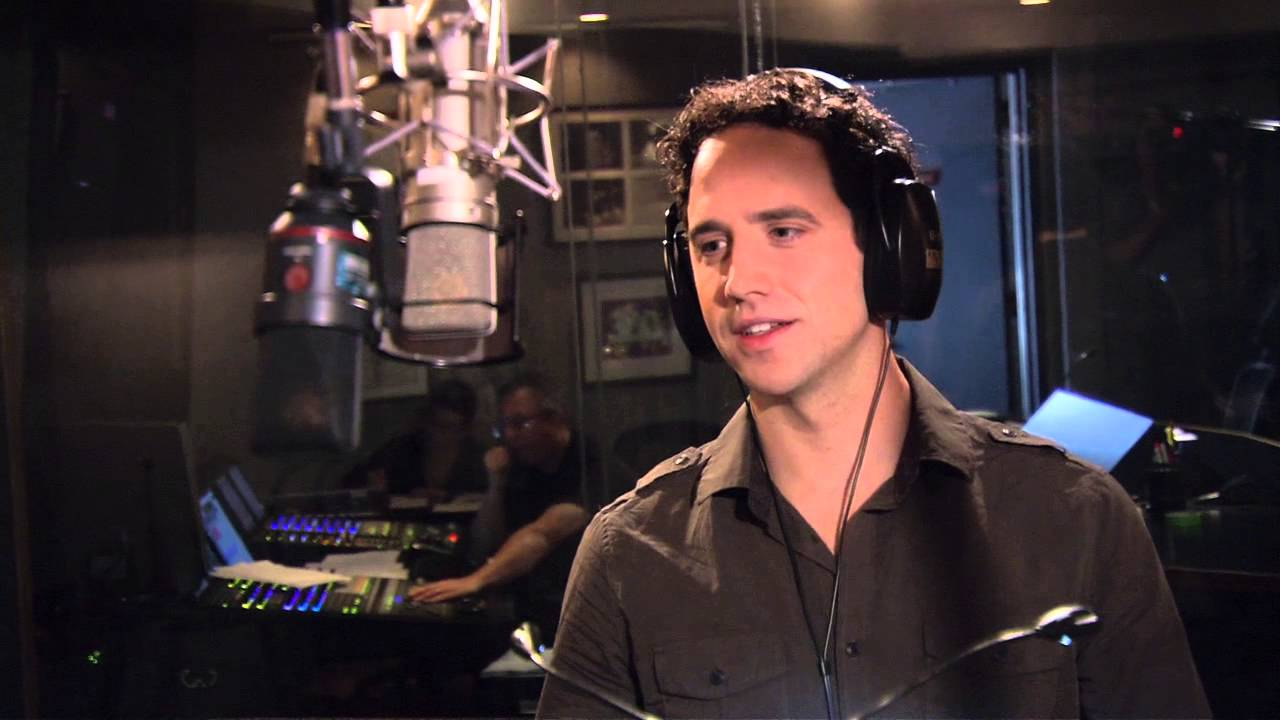 Frozen santino fontana quot hans quot behind the scenes youtube