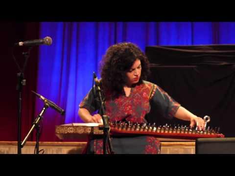 Maya Youssef - Syrian Dreams (World City Music Village, Wilton's Music Hall, London, 06/07/2014)