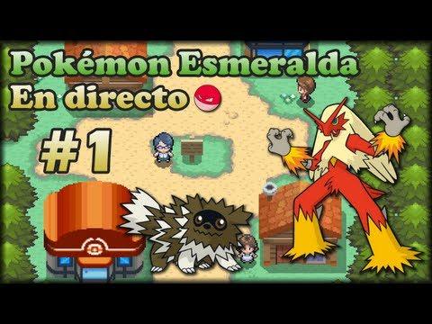 Pokémon Esmeralda # 1 - Soy tan rudo que tengo 6 medallas!