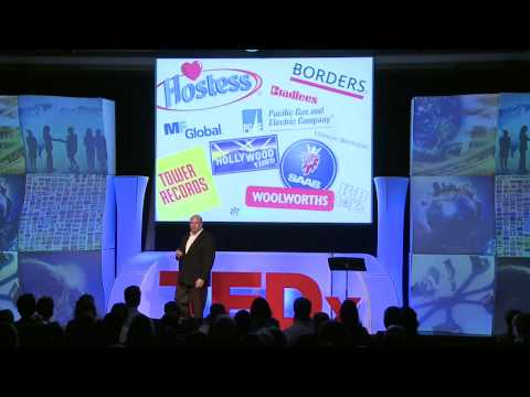 The Power of Wonder: Jeff Hoffman at TEDxWallStreet