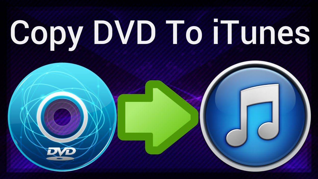 How To Copy Any DVD To iTunes (Mac X DVD Ripper Pro) - YouTube