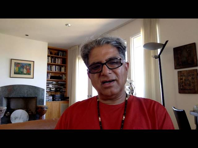 How Can You Trust Your Senses & How Can You Trust Reality? by Deepak Chopra