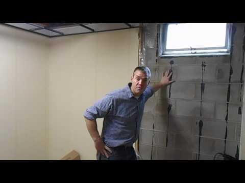 Egress Window installation video 1