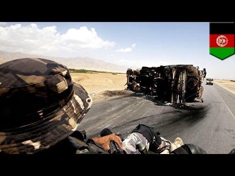 Terrorism attack: Afghanistan gunmen shoot up highway traffic killing at least 13