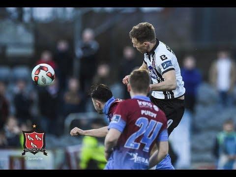 📅 #OnThisDay   Dundalk FC 3-1 Drogheda United   31.03.2017