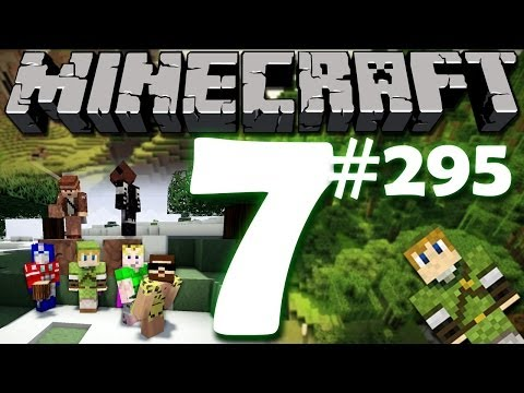 MINECRAFT SEASON 7 # 295 Haben wir Eisen «» Lets Play Minecraft Together HD