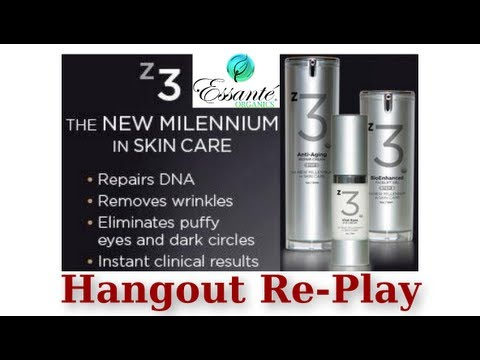 Go Green Hangout Z3 - ANTI-AGING INSTANT CHEMICAL FREE FACELIFT (Essante Organics)