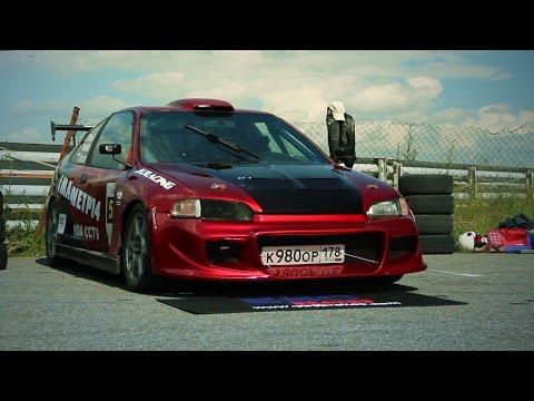 Honda Civic  - Реальная кольцевая тачка !!!
