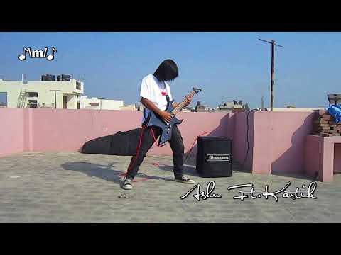 Jana Gana Mana - National Anthem ( Heavy Metal Version ) Official video HD BY ASHU BREAKLESS