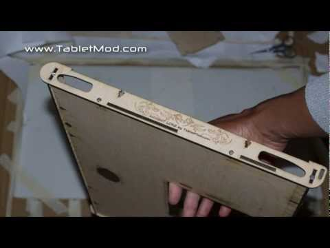 TabletMod Large V3 for DIY Cintiq Assembly