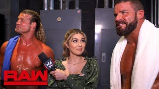 Ziggler &  Roode confident they are WWE's best tag team: Raw Exclusive, Sept. 2, 2019