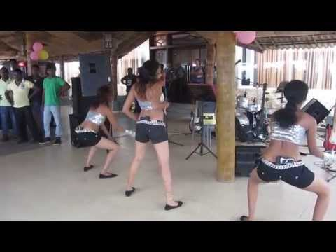 Sri Lankan Girls Super Sexy Dance video