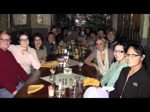 Portland Reader Dinner Pics