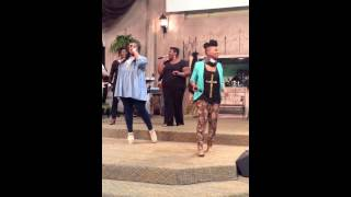 Lisa McClendon and Tasha Cobb BREAK EVERY CHAIN