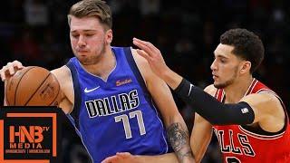 Dallas Mavericks vs Chicago Bulls Full Game Highlights | 11.12.2018, NBA Season