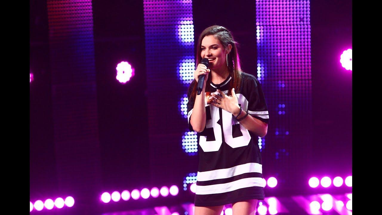 Rihanna - Love On The Brain. Vezi aici cum cântă Valeria Paşa, la X Factor!