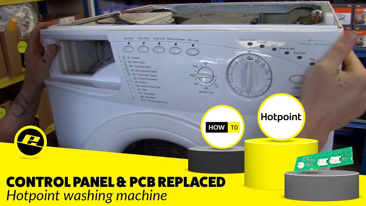 beko washing machine motor wiring diagram how to replace    washing       machine    controls in a hotpoint  how to replace    washing       machine    controls in a hotpoint