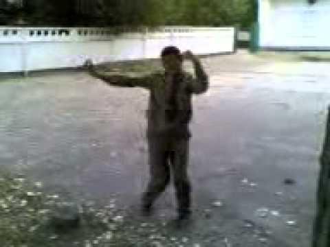 Солдатский Tiktonik