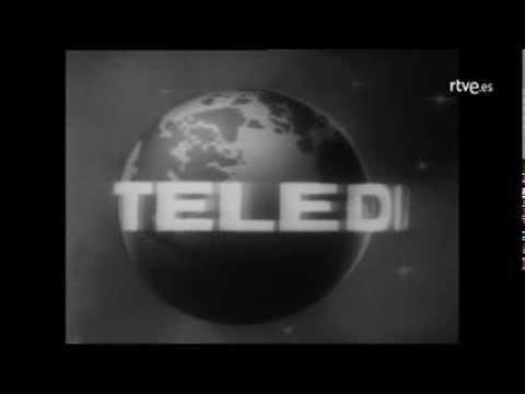 Telediario - TVE 1969